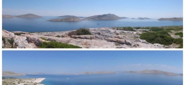 "Excursion to National Park ""Kornati"""
